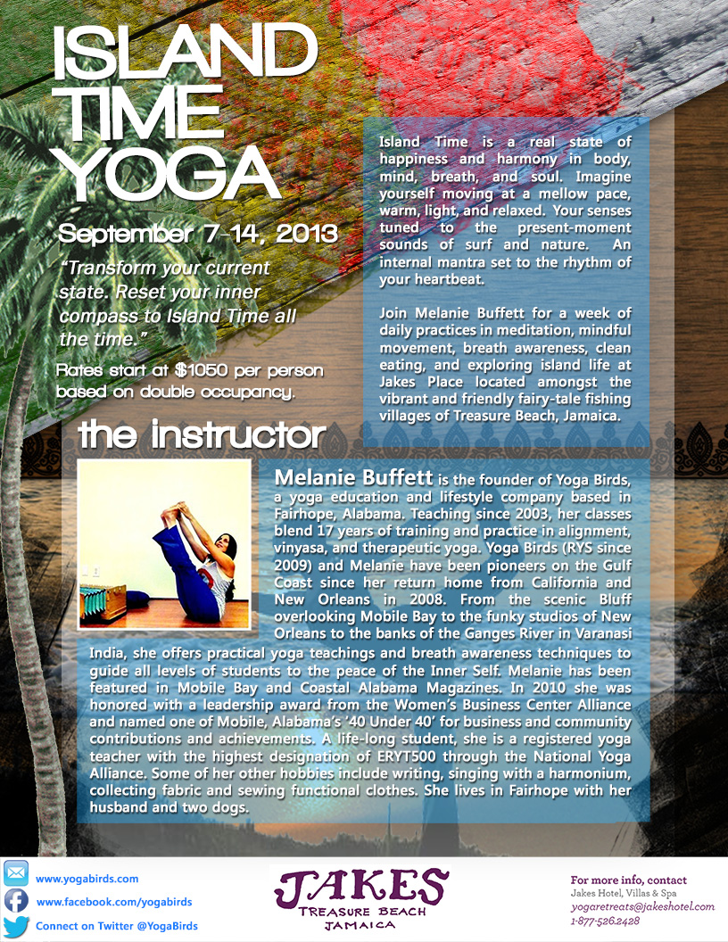 Jamaica Yoga Retreat