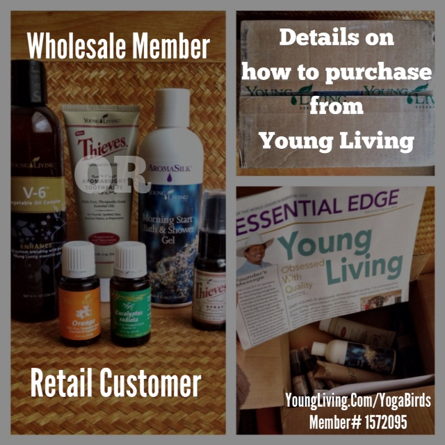 How To Purchase Young Living Essential Oils